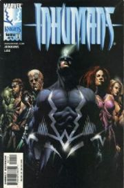 Inhumans Comics (Marvel Knights 1998 Series)
